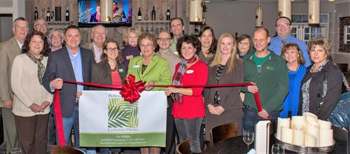 We love doing ribbon cuttings!