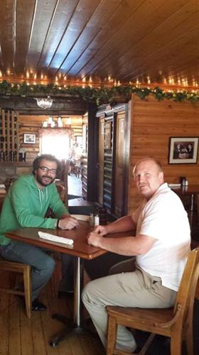 Commercial/Restaurant Tabletops Basic Renewal - Phil's Tara Hideaway
