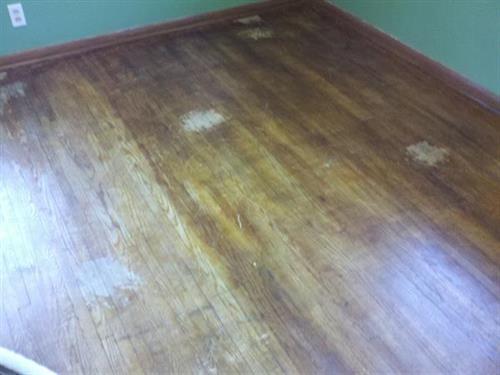 Floor2 Before