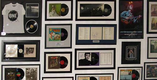 Authentic Music Memorabilia