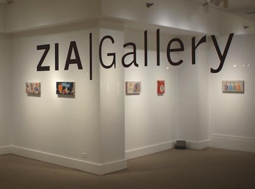 Happy 5th Birthday, ZIA Gallery!