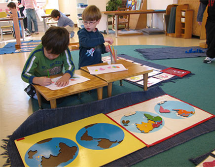 Preschoolers - ages 2 to 6
