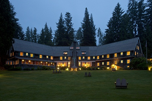 Welcome to Lake Quinault Lodge