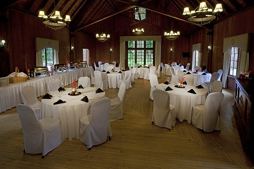 Celebrate your wedding in the beautiful surroundings. (max 120 guests)