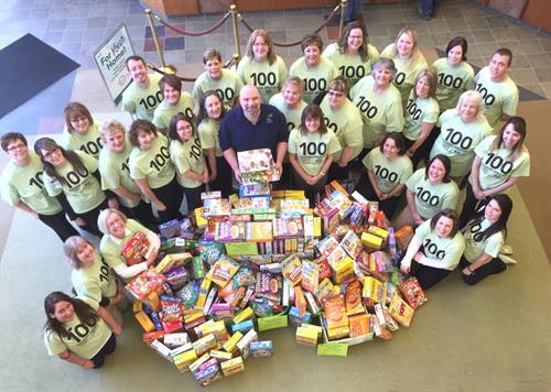 100 Good Deeds in our 100th year
