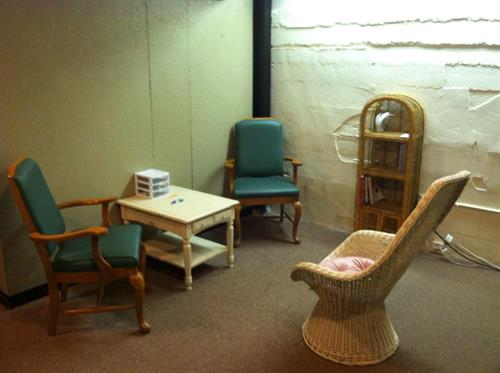 Counseling Area