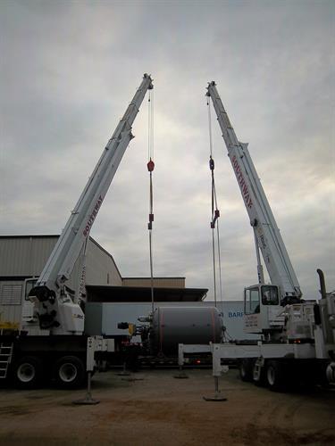 Equipment setting