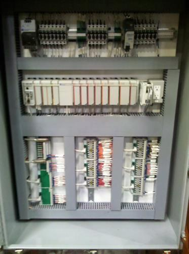 Custom Electrical Panel and PLC