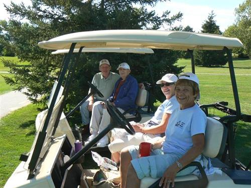 Our annual Putt 'n' Pray charity golf tournament raises money for local non-profit helping organizations