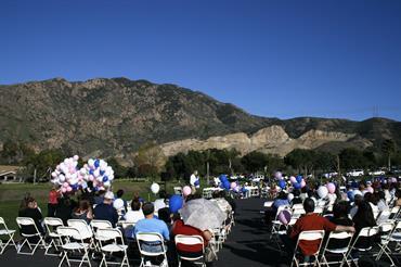 Annual Balloon Release Memorial Service