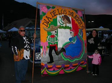 Annual Dia De Los Muertos Celebration