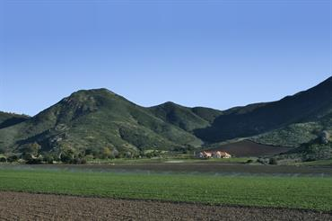 Nestled in the foothills of the Santa Monica Mountains