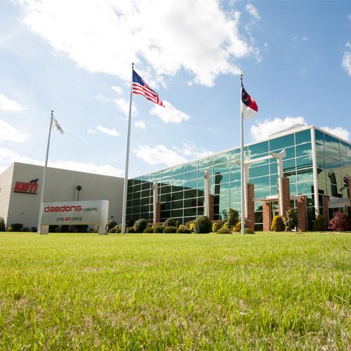Daedong-USA, Inc. KIOTI Tractor Division Wendell, NC Headquarters