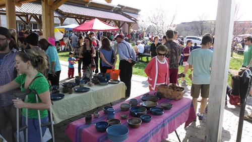 Blacksburg Farmers Market every Wednesday and Saturday downtown