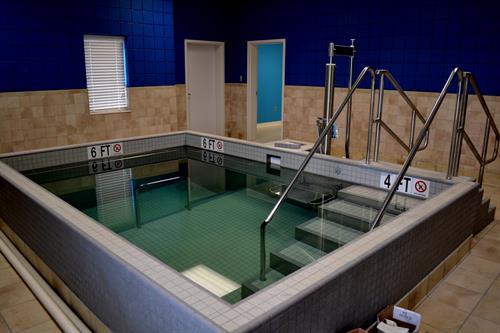 Aqua Therapy Pool