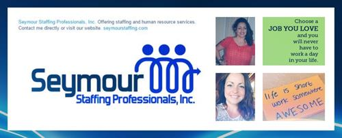 Seymour Staffing Professionals, Inc. Like our Facebook page!