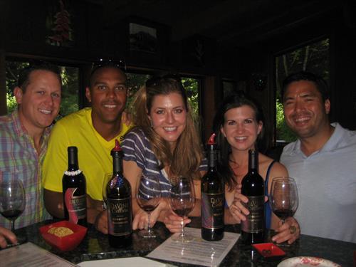 Kahuna Wine Club Members