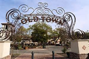 Downtown Los Gatos in Old Town