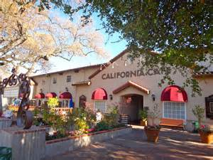 California Cafe Downtown Los Gatos has a great Sunday Brunch