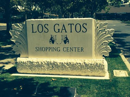 Los Gatos Shopping center   Close to 410 N.Santa Cruz Ave