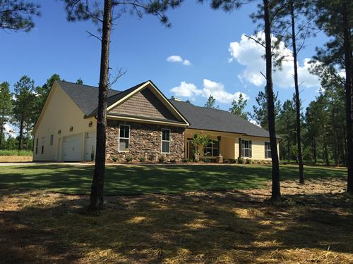 1036 Arlington Way, Appling, Ga.  Priced at $359,900 on a 3 acre lot