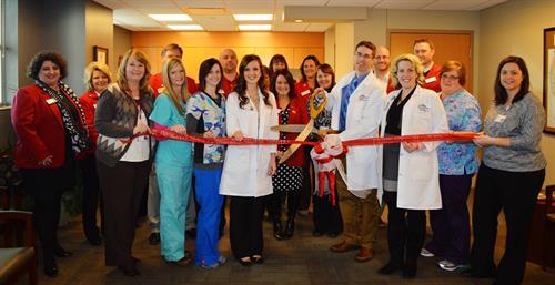Ribbon Cutting - Faith Regional Physician Services