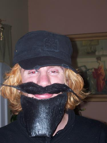 Chuky Beck in disguise