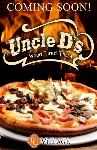 Poster for Uncle D's