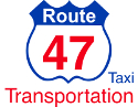 Route 47 Taxi Transportation, Inc.