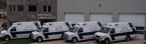 Ringdahl Ambulance - Fergus Falls & Pelican Rapids