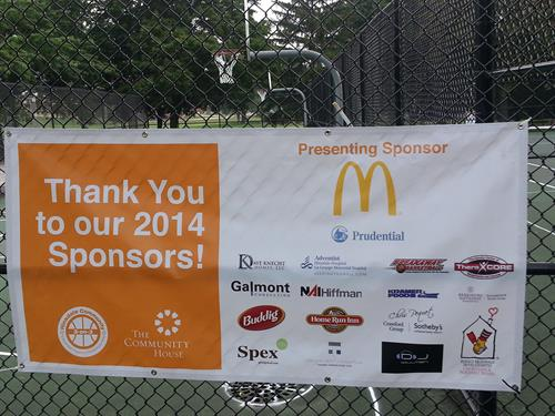 Corporate Sponsor for Ronald McDonald House Charities Hoops for the House Event