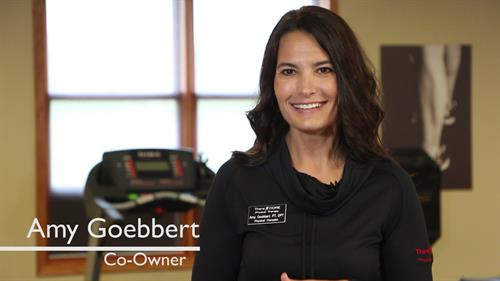 Amy Goebbert, PT, DPT, Co-Owner