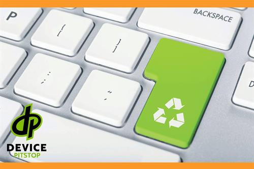 Don't toss your old devices - let us recycle or give you $$ on a trade-in