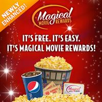 Magical Movie Rewards Program