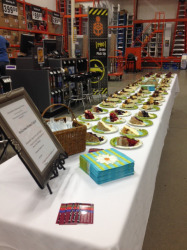 Employee Appreciation Event for the Bloomington Home Depot Store