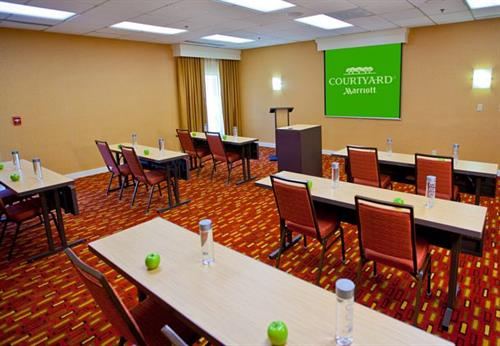 Have your meeting with us! Ask about our various meeting rooms and spaces.