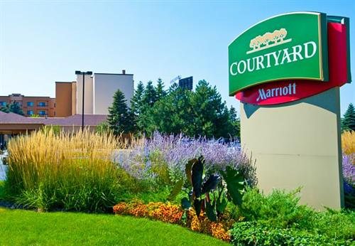 Located just a $12 cab ride away from O'Hare airport or easily accessible via the CTA Blue Line train.