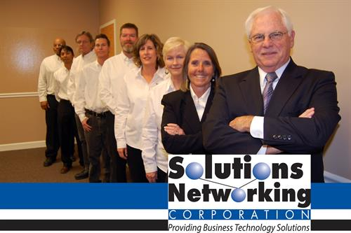 Solutions Networking Corporation team