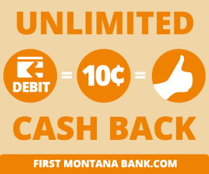 Unlimited cash back with free Centennial Checking!