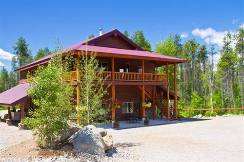 Our largest cabin