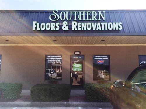 Welcome to Southern Floors & Renovations