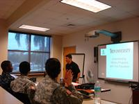 Ed Siler - Lunch & Learn at MacDill AFB