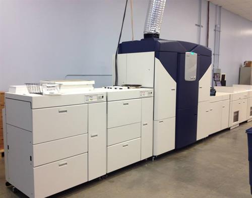 Xerox IGEN printers