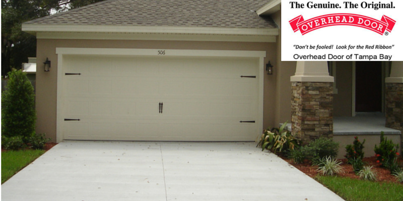 Overhead door company of tampa bay garage door for Garage door repair tampa