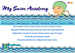My Swim Academy Inc