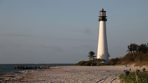 Our Lighthouse , Key Biscayne