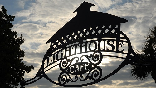 Lighthouse Cafe , Key Biscayne