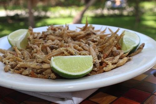 Majuas fritas- Seafood