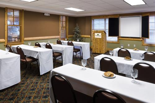 Ojibwa Meeting Room