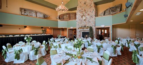 Wedding Reception - Sands Ballroom